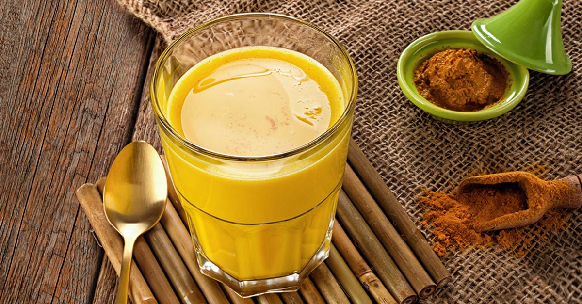 Златно мляко за здрави стави, черен дроб и силна имунна..